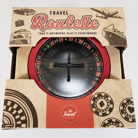 Copy of Travel Roulette in a Tin