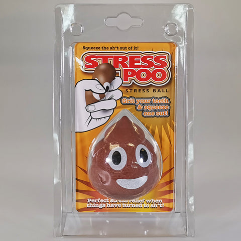 Stress Poop - Squeezy Stress Toy