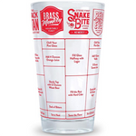 Beer Recipe Glass