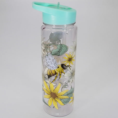 700ml Bees/Floral Water Bottle