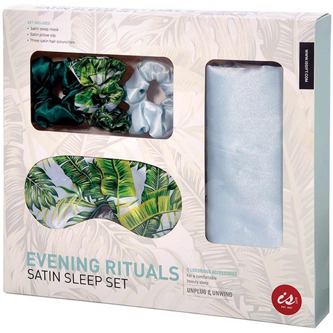 'Satin Rituals' Sleep Set