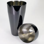 Cocktail Shaker - Black Gloss - 500mL