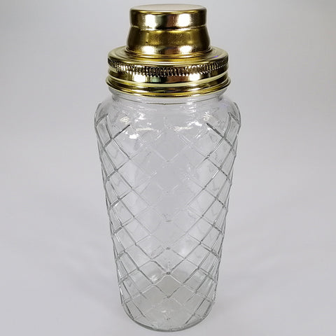 Cocktail Shaker - Glass - 600mL
