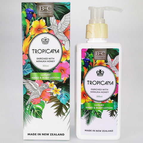 Banks & Co. Tropicana - Luxury Hand & Body Lotion