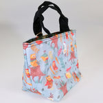 Eco Lunch Bag - Blue Owl - 100% Recycled Material