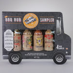 Foodie Finds - BBQ Rub Sampler Food Truck