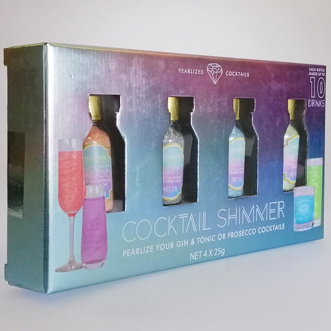 Pearlized Cocktails - Shimmer