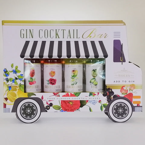Gin Cocktail Bar - Truck