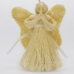 Abaca Angel Ornament - Mini