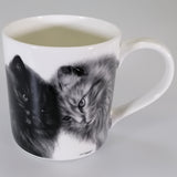 Feline Friends - Bonding Buddies - Boxed Mug