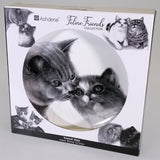 Feline Friends - Mother's Love - Trinket Dish