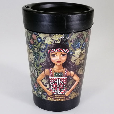Courage and Pride - Reusable Coffee Cup