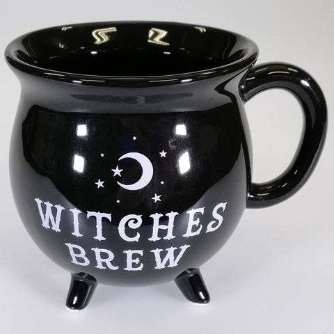 'Witches Brew' - Cauldron Coffee or Tea Mug