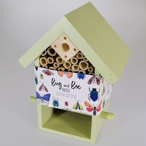 Bee and Insect House - Bug and Bee Hotel