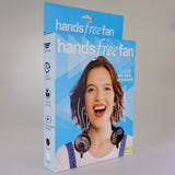 Hands Free Fan - Black