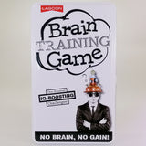Brain Training Game in a Tin