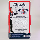 Charades Game in a Tin
