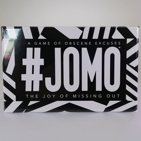 "Copy of Party Card Game - ""#JOMO"" - Explicit"