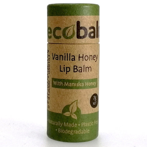 Ecobalm - Vanilla Honey Lip Balm