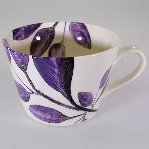 Maxwell & Williams - Winter Bloom Violet - Mug