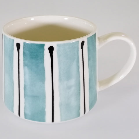 Maxwell & Williams - Fine Line Blue - Mug