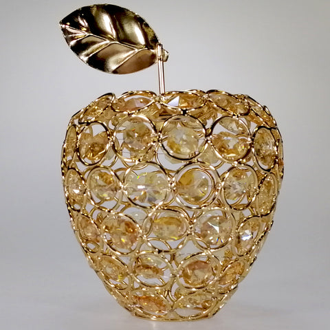 Gold Bling Apple