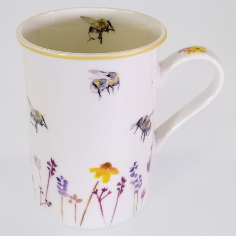 Busy Bee Boxed China Mug
