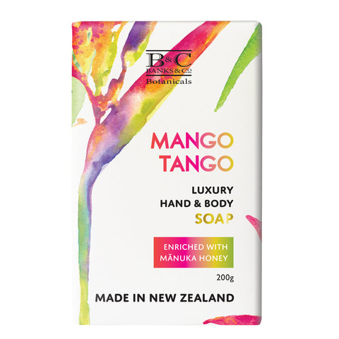 Banks & Co. - Luxury Soap - Mango Tango