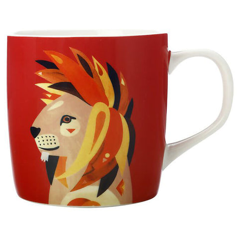Maxwell & Williams - Pete Cromer Lion - Mug