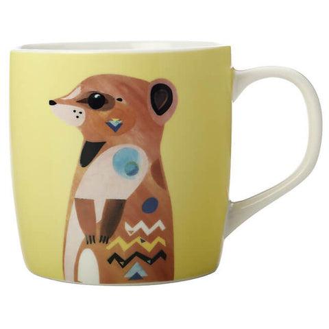 Maxwell & Williams - Pete Cromer Meerkat - Mug