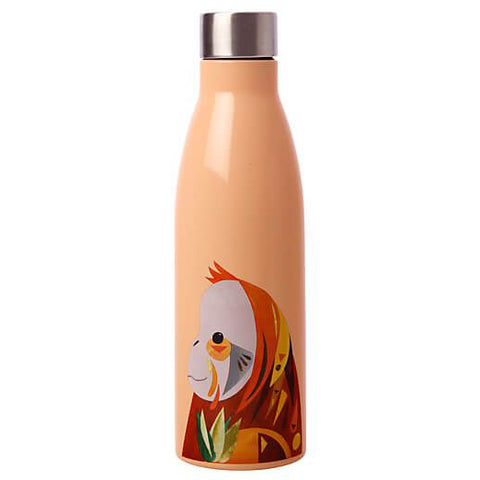Maxwell & Williams - Pete Cromer Orangutan - Insulated Water Bottle 500ml