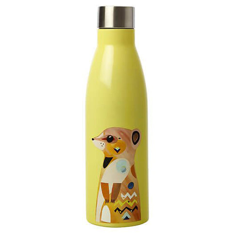 Maxwell & Williams - Pete Cromer Meerkat - Insulated Water Bottle 500ml