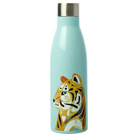 Maxwell & Williams - Pete Cromer Tiger - Insulated Water Bottle 500ml