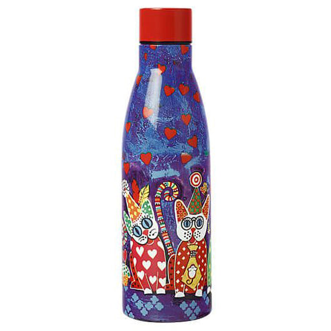 Maxwell & Williams - Cup Cakes - Insulated Water Bottle 500ml