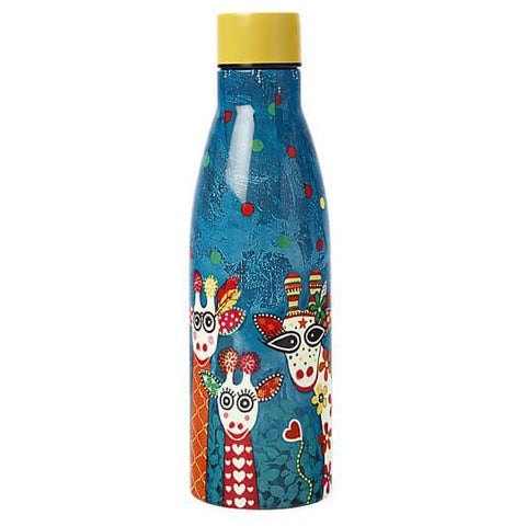Maxwell & Williams - Mr Gee Family - Insulated Water Bottle 500ml
