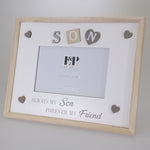 "Sentiment ""Son"" Picture Frame - 15cm x 10cm"