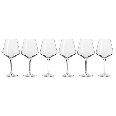 Krosno - Avant-Garde Wine Glass - 460ml - Set of 6