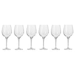 Krosno - Harmony Wine Glasses - 450ml - Set of 6
