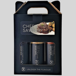 Wild Appetite - Chef's Savoury Gift Set - 3 x 150ml