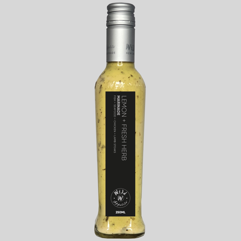 Wild Appetite - Lemon Herb Marinade - 250ml