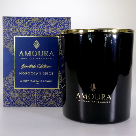 Amoura - Moroccan Spice - Large