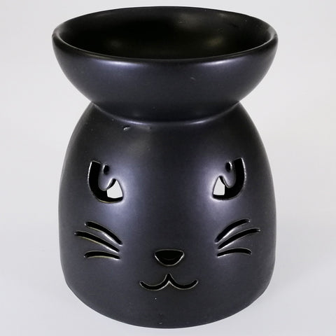 Black Cat 'Cutout' Oil Burner