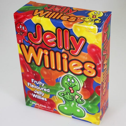 Jelly Willies - Fruit Flavoured Candy