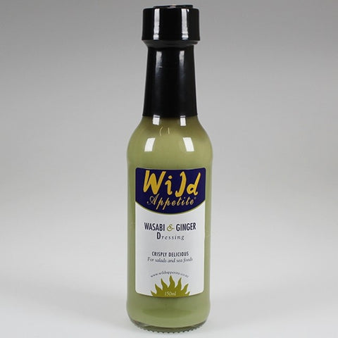Wild Appetite - Wasabi and Ginger Dressing - 150ml