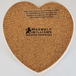 "Maxwell & Williams - Love Hearts ""Happy Moo Day"" - Coaster"