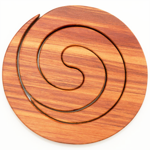 Romeyn Woodcrafts - Rimu 2 Piece Table Mat