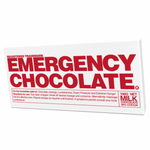 Bloomsberry & Co 'Emergency' Milk Chocolate Bar