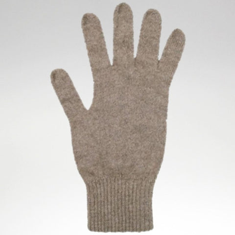 Gloves - Natural - Possum Merino - Small