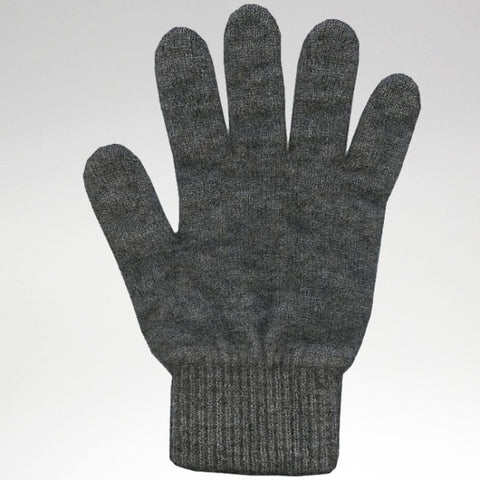Gloves - Riverstone - Possum Merino - Medium