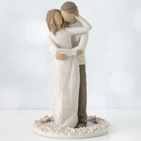 Willow Tree - Together - Cake Topper